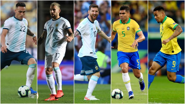 brazil vs argentina - photo #1