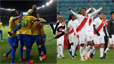 Brazil Vs Peru Copa America 2019 Final Live Streaming Match Time In Ist Get Telecast