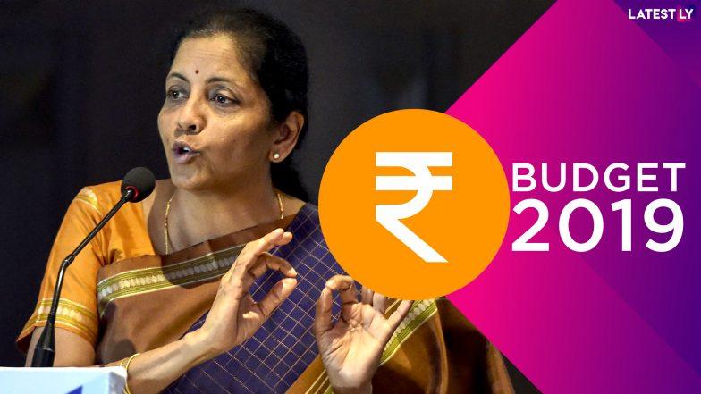 Budget 2019: 10 Good News From Nirmala Sitharaman's First