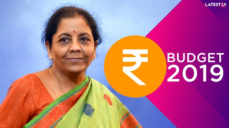 Union Budget 2019 Key Highlights: Nirmala Sitharaman's Maiden Budget Advocates Push for Agrarian Sector, Women Empowerment & Education; Here's the Full List