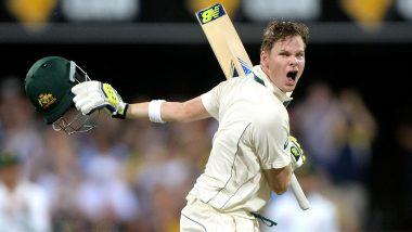 Steve Smith Hits Third Century of Ashes 2019, Twitterati Hail Australian Batsman's Innings in England vs Australia Fourth Test