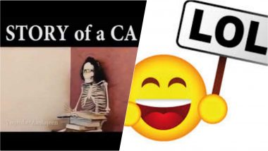 Chartered Accountants Day 2019 Memes: Funny CA Jokes That Will Help You Balance Your Sorrows with Joy