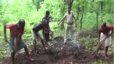 Chhattisgarh: Police Retrieve Body from Grave, Sends for Post-Mortem Examination