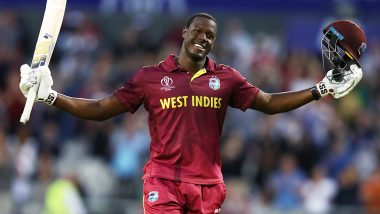 Carlos Brathwaite Birthday Special: Here's A Look at West Indies All-Rounder's Best Performances Across Three Cricket Formats