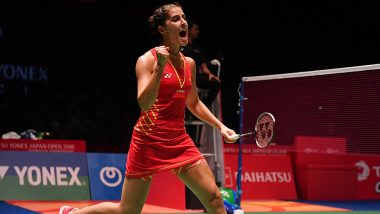 Carolina Marin Unsure About Participation in 2019 BWF World Championships, Says, 'Focusing on Olympics'