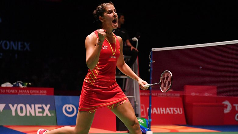 BWF World Championships 2019: Carolina Marin Pulls Out of the Tournament After Failing to Recover From Knee Injury