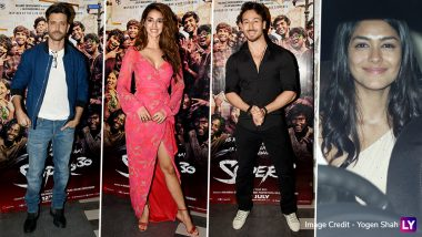 Super 30: Disha Patani, Tiger Shroff, Jacqueline Fernandez and Other Bollywood Celebs Attend Special Screening of Vikas Bahl Film - View Pics
