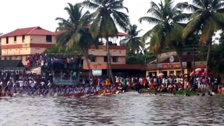 Champakulam Moolam Boat Race 2019 Live Streaming Online: Watch Kerala's Oldest Snake Boat Race Taking Place Today