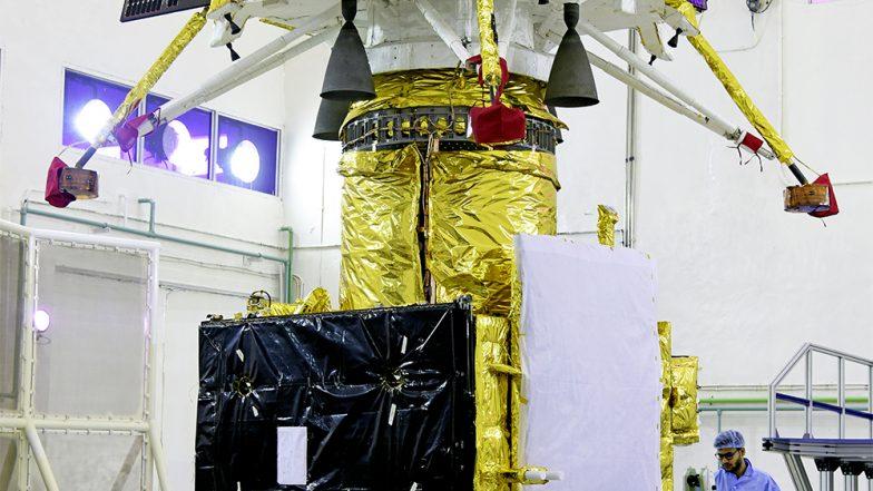 Chandrayaan-2 Launch: GSLVMkIII Carrying Moon Mission Spacecraft Undergoes Launch Checks at Sriharikota; ISRO Shares Image