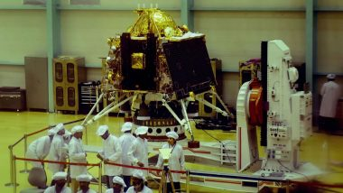 Chandrayaan 2 to be Launched by ISRO on Monday at 2.51 AM From Sriharikota; Here's All You Need to Know About India's Second Mission to the Moon