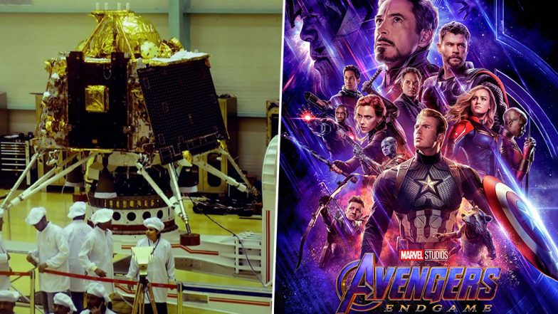 Chandrayaan-2 Cheaper Than 'Avengers Endgame'; Here's What Foreign Press Says