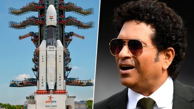 Chandrayaan 2 Launch: Sachin Tendulkar Congratulates Team ISRO on Another Milestone, Hopes For More Such Missions in Future