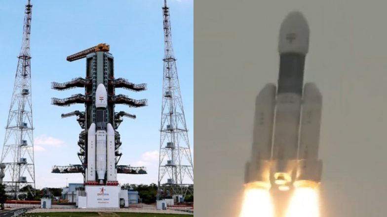 Chandrayaan 2 Photos: See Stunning Pictures of Launch of India's Second Mission to Moon