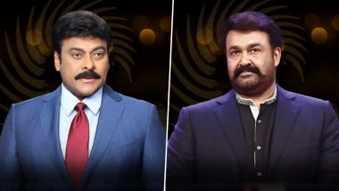 SIIMA 2019: South Megastars Chiranjeevi and Mohanlal to Be the Guests of Honour at the Prestigious Award Ceremony