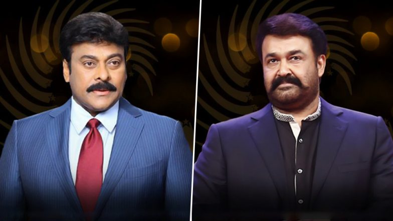 SIIMA 2019: South Megastars Chiranjeevi and Mohanlal to Be the