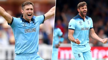 Chris Woakes & Liam Plunkett Take Three-Wickets Each As England Restricts New Zealand to 241/8 in ENG vs NZ CWC 2019 Final