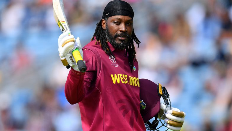 Chris Gayle Ignored From West Indies Squad For 2-Match Test Series Against India; Windies Legend Had Expressed Desire to Play Longest Format of The Game