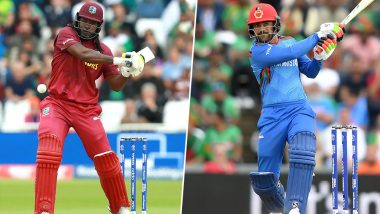 AFG vs WI, ICC Cricket World Cup 2019: Rashid Khan vs Chris Gayle and Other Exciting Mini Battles to Watch Out for at Headingley Ground