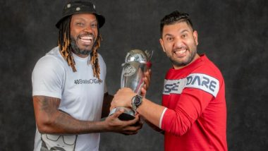 GT20 Canada 2019: Yuvraj Singh, Chris Gayle Set to Thrill Cricket Fans During Toronto Nationals vs Vancouver Knights Clash