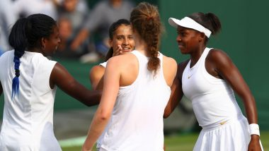 Wimbledon 2019: Coco Gauff Gets Used to Stardom; Autographs, Selfies Becomes Normal for Youngest Qualifier