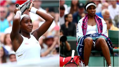 Who Is Cori 'Coco' Gauff, Venus Williams' Slayer in Wimbledon 2019? Five Interesting Facts About 15-Year-Old American Tennis Player
