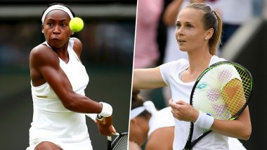 Cori Gauff vs Magdalena Rybarikova Wimbledon 2019 Live Streaming & Match Time in IST: Get Telecast & Free Online Stream Details of Second Round Tennis Match in India