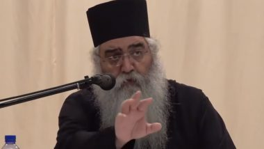 Gay People Exist Because Pregnant Women Have Anal Sex, Says Cyprus Bishop Neophytos Masouras of Morphou (Watch Video)