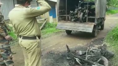 Tripura Violence: BJP Yuva Morcha Workers Attacked in Chandrapur, 3 Injured; CPM Role Suspected