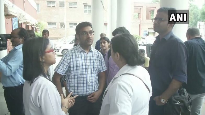 MAMC Doctors on Indefinite Strike After Doctor Attacked by Patient's Relative