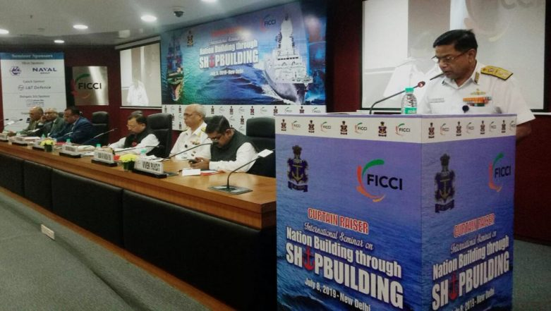 INS Vikrant, India's First Indigenously Developed Aircraft Carrier, to be Delivered to Indian Navy in 2021, Says Vice Admiral AK Saxena