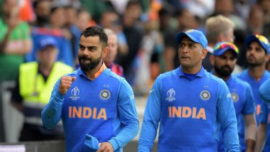 India vs Bangladesh, ICC CWC 2019 Match Results and Report: IND Ride on Rohit Sharma's Ton to Beat BAN, Qualify for Semis