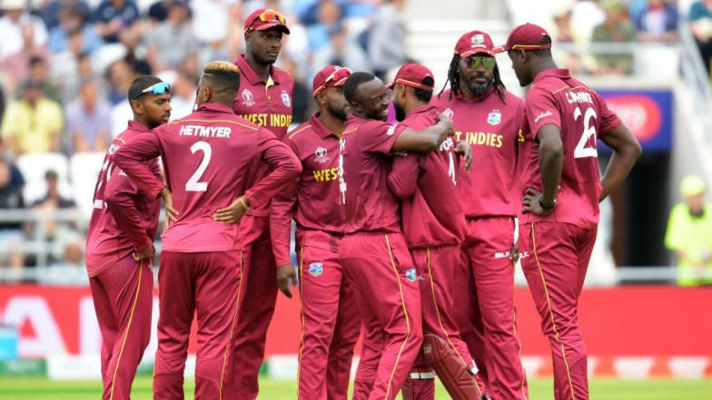 Afghanistan vs West Indies, ICC CWC 2019 Match Results and Report: Shai Hope, Carlos Brathwaite Shine As WI Beat AFG by 23 Runs