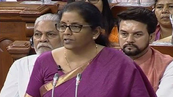 Budget 2019: India to Ease Foreign Investment Rules to Catch Up With China, Announces FM Nirmala Sitharaman