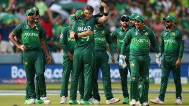 Pakistan Squad to Leave for England Tour on June 28, Shoaib Malik to Join on July 24