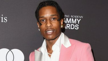 Rapper A$AP Rocky's Fan Arrested on Threatening to Blow Up the Swedish Embassy