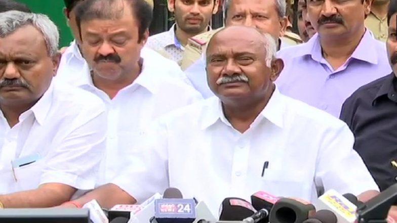 Karnataka Political Turmoil: Rebel JD(S) MLA H Vishwanath Says Kumaraswamy Govt Failed to Take All Legislators Into Confidence