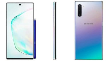 Samsung Galaxy Note 10 Plus Might Support 45W Fast Charging Technology: Report