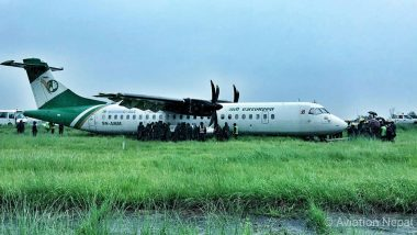 Nepal Airport Closed After Yeti Airlines Skids Off Runway, 2 People Injured