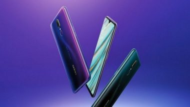 Oppo A9 Smartphone With Dual Rear Camera & Full HD+ Display Launched; Priced in India At Rs 15,490