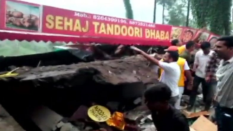 Indian Army Personnel Feared Trapped After 3-Storey Building Collapses in Himachal Pradesh's Solan