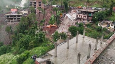 Himachal Pradesh Building Collapse: 2 Dead, 23 Including Army Officials Rescued