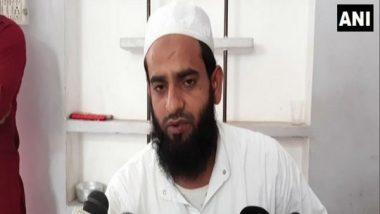 Islamic Scholars, Activists Protest Against Assault of UP Muslim Cleric Refusing to Chant 'Jai Shri Ram'
