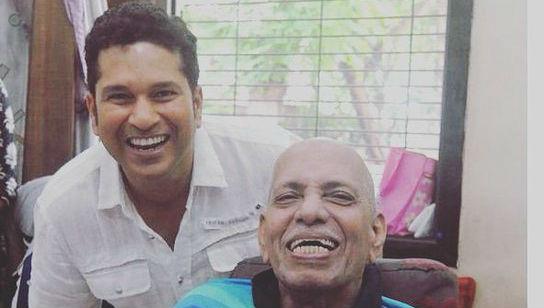 Sachin Tendulkar Pays Tribute to Childhood Coach Ramakant Achrekar On Guru Purnima 2019