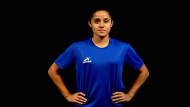 Vector X Signs Indian Women's Football Star Dalima Chhibber as Brand Ambassador