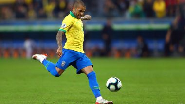BRA vs PER, Copa America 2019 Final: Serial Trophy-Collector Dani Alves Shows No Signs of Letting Up Against Peru