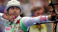 Deepika Kumari at Tokyo Olympics 2020, Archery Live Streaming Online: Know TV Channel & Telecast Details of Women's Quarterfinal Coverage