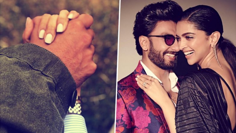 Deepika Padukone Shares Another Lovely Post for Hubby Ranveer Singh and We Just Can't Get Enough of the Couple (View Pic)