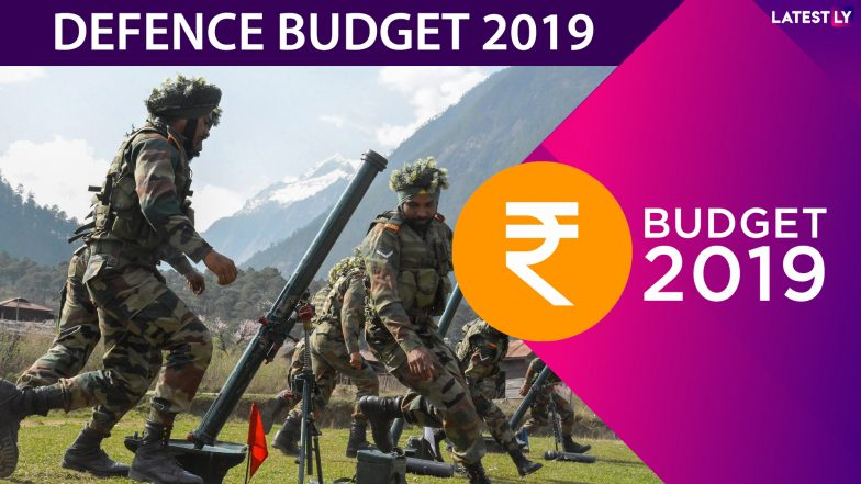 Defence Budget 2019: No Change In Defence Allocation in Nirmala Sitharaman's Budget 2019; No Customs Duty on Import of Defence Equipment