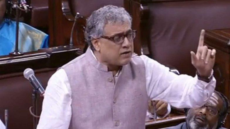 Saradha Chit Scam: TMC MP Derek O'Brien Appears Before CBI in Kolkata