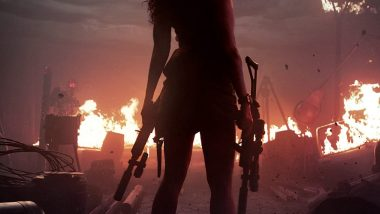 Dhaakad Poster Similar To Tomb Raider – Latest News